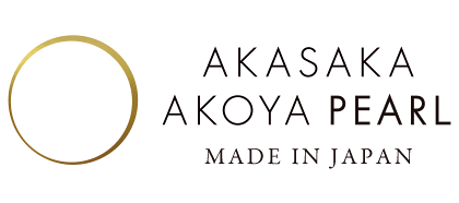AKASAKA AKOYA PEARL Made in Japan